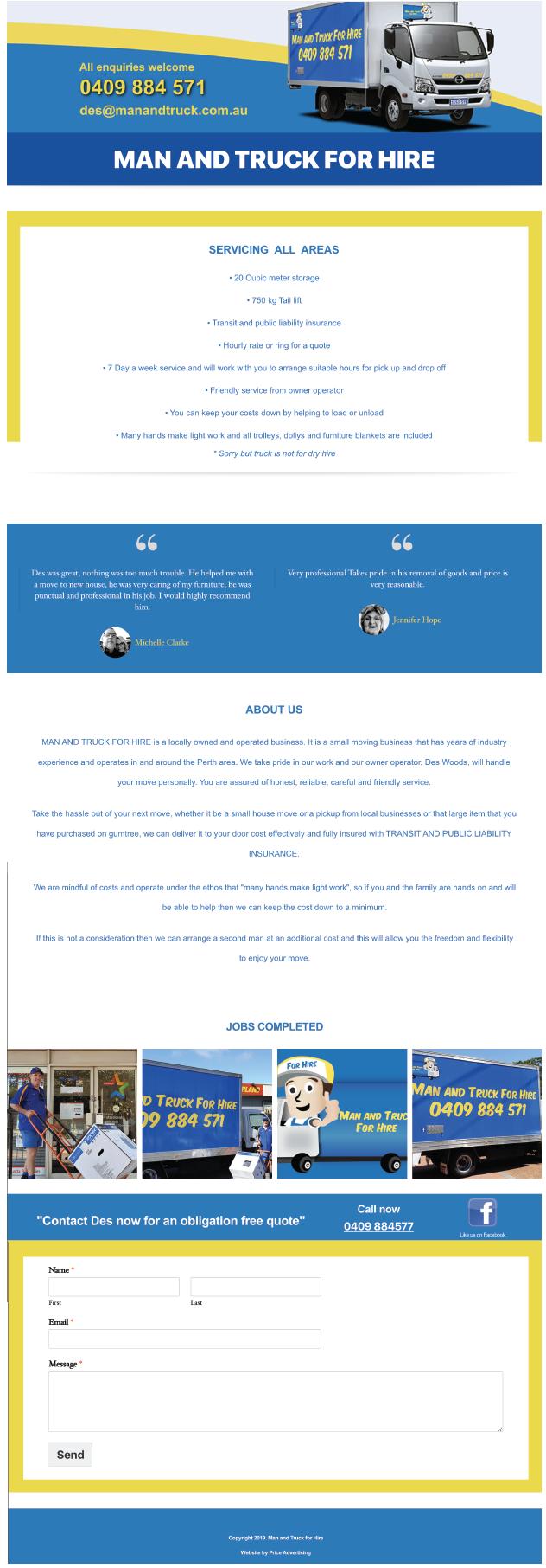 PA_manandtruckwebsite